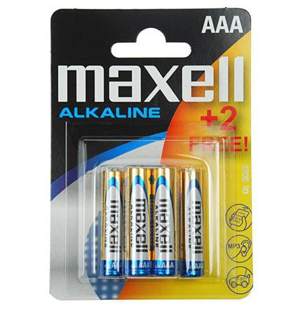 LR3 MAXELL ALKALICZNE BATERIA 1.5V 1SZT.