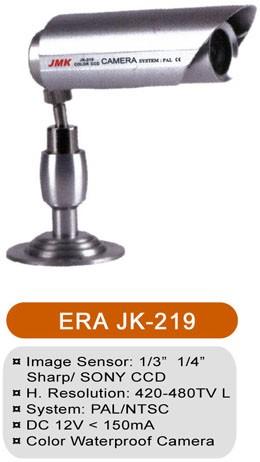 KAMERA JK-219 CCD 0.1 LUX 480L