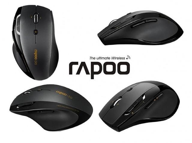 Myszki Rapoo – designerska wygoda