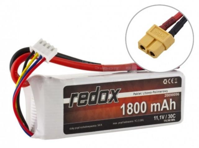 AKUM.LIPO 11,1V XY-60 REDOX