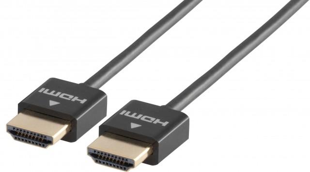 KABEL HDMI 2,5M HIGH-SPEED TECHNISAT