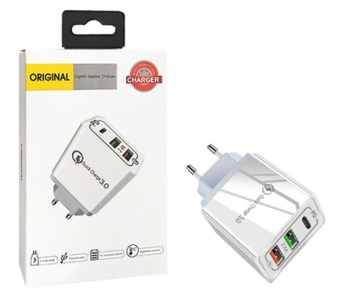 LAD.SIEC.2A FASTON QUICK 3,0 FAST CHARGE