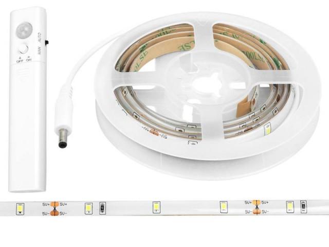 TASMA LED LED 2835 SMD 1M 2,4W Z CZUJNIK