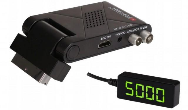 TUNER DVB-T OPTICUM AX LION 5 AIR
